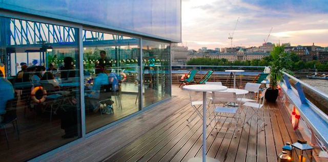 Ticket Alert: Watch National Theatre Plays On A Rooftop Screen