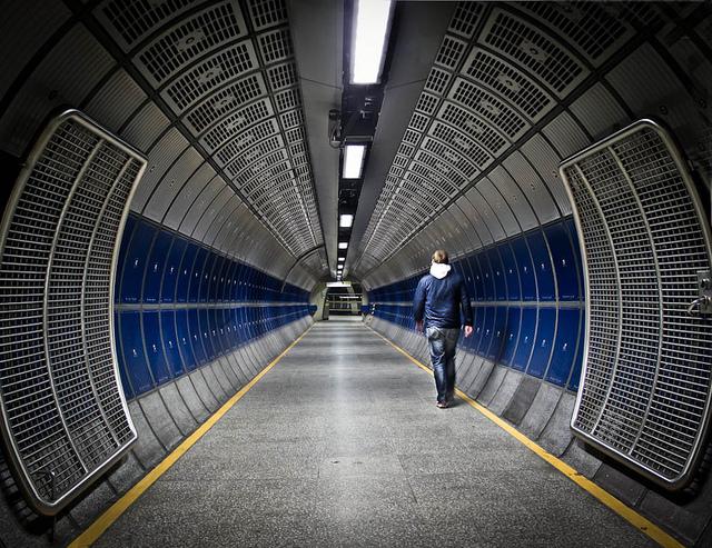Stanley Kubrick's London