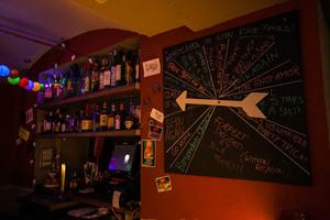 Secret Bar Review: Call Me Mr Lucky