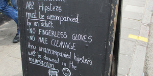 Wanted: London's Best Pub Chalkboards