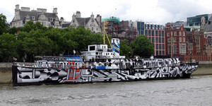 Londonist Afloat: Terrific Tales Of The Thames