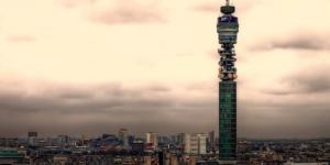 TICKET ALERT: Ascend The BT Tower