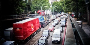 Business Group Calls For 'Radical Overhaul' Of London's Congestion Charge