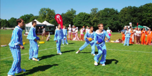 UK's Largest Dodgeball Tournament Comes To Wimbledon Park