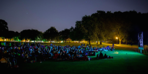 Pioneering Edwardian Films Outdoors In Forest Hill