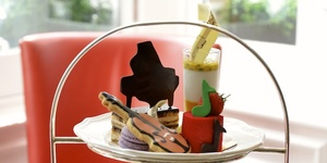 Afternoon Tea With A Difference