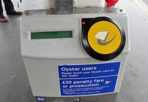 oyster reader