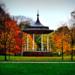 Kensington Gardens in Autumn, by Nick Richards