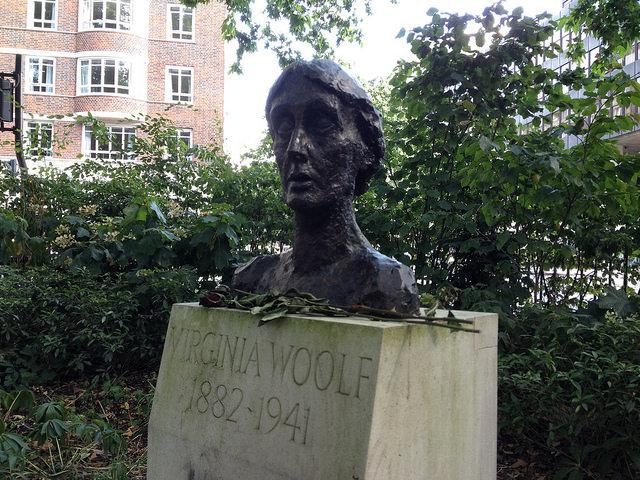 Stroll Round Virginia Woolf's London