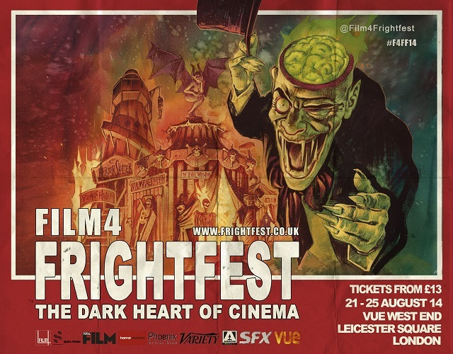 Film4 Frightfest in Leicester Square