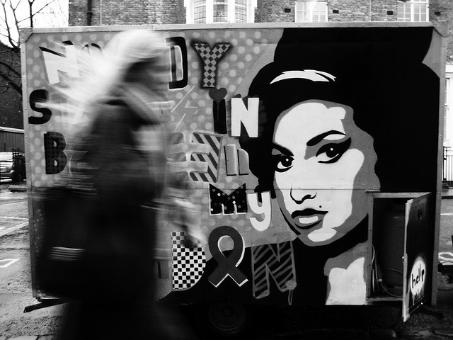 Amy Winehouse Statue To Be Unveiled At Camden Stables