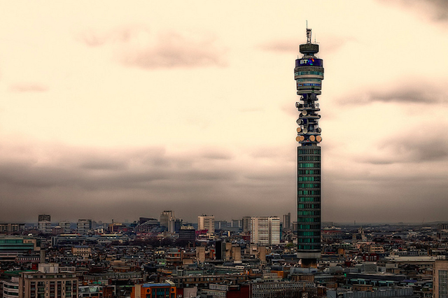 TICKET ALERT: Ascend The BT Tower