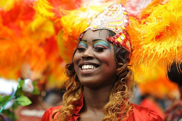 In Pictures: Notting Hill Carnival 2014