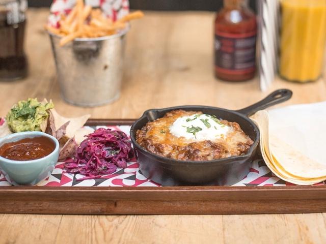 New Restaurant Review: DF Mexico
