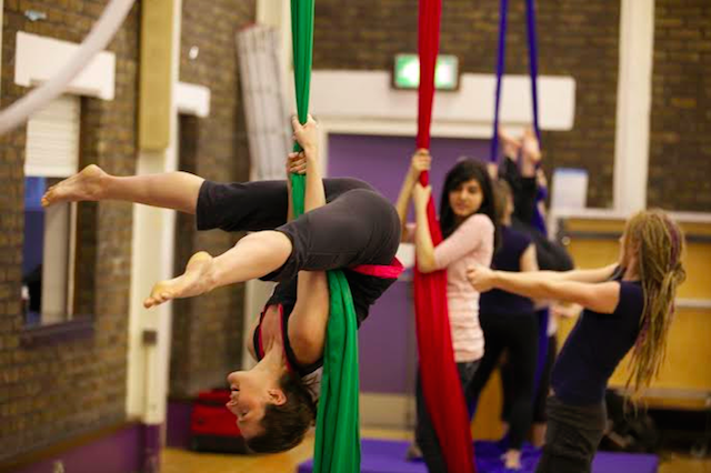 The Greatest Show-Offs On Earth: Learning Circus Skills In London
