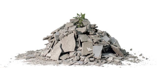 Broken Concrete Art By Andrea Francolino