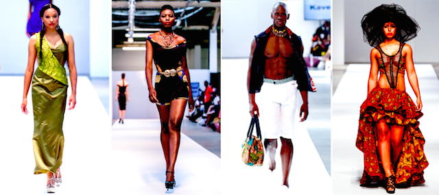 Get Inspired By African Fashion At Olympia