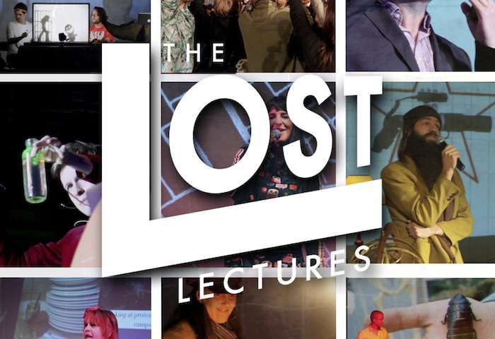 The Lost Lectures Become The Lost Circus For One Night Only