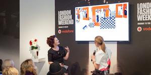 Enjoy Industry Expert Talks & Get 25% Off Vodafone London Fashion Weekend