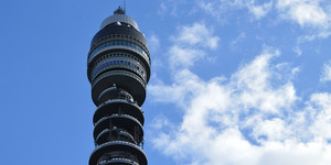 Fifty Years Of The BT Tower