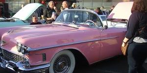 Vintage Wheels And Retro Deals In Stratford