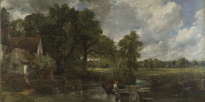 Constable: Making Of A Master At V&A