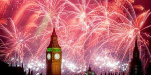 New Year's Eve Fireworks To Cost A Tenner