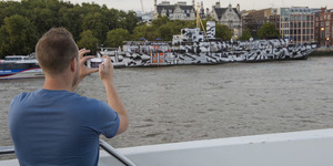 Londonist Talks: Get Day Passes For The Dazzle Ship