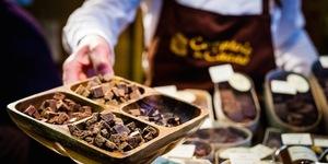Chocolate Week Culminates In Chocolate Fashion Show