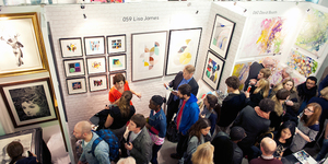 Art, Straight From The Heart: The Other Art Fair 2014