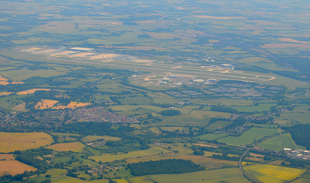 How London's Airports Got Their Names