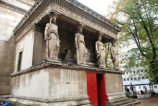 Fonts Of Knowledge: London Churches With Scientific Connections