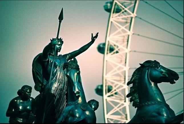 Girls About Town: Women In London's Public Art