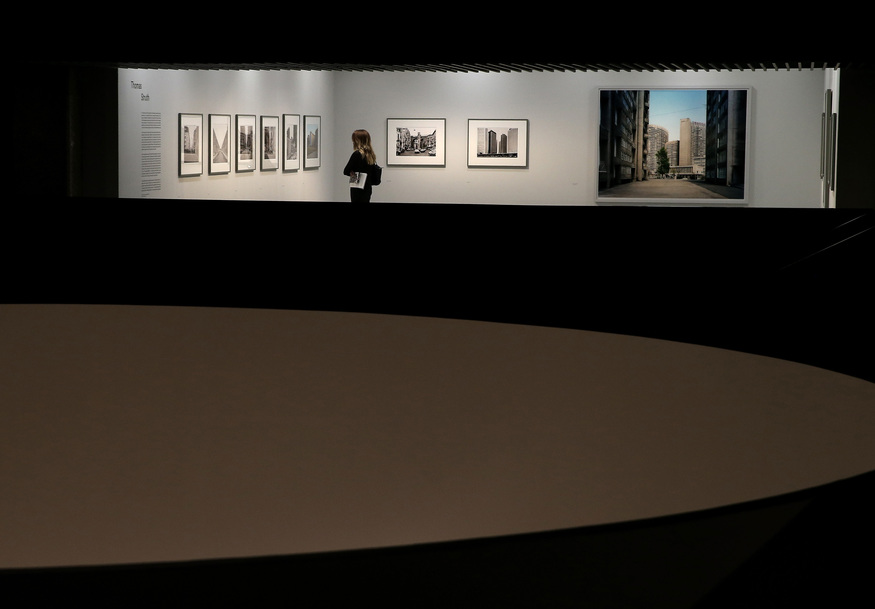 Constructing Worlds @Barbican Art Gallery