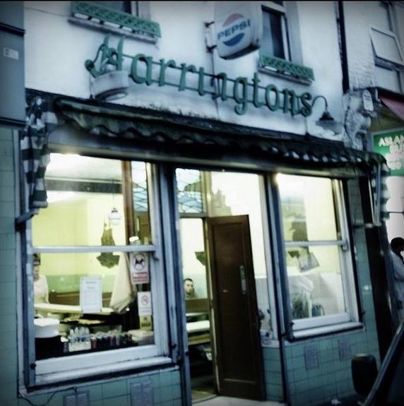 Sweeney Todd @ Harrington's Pie And Mash Shop