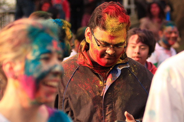 Holi City: Why London's Crazy About The Indian Festival Of Colour