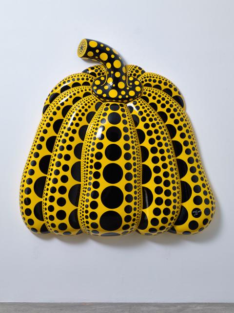 Yayoi Kusama's Pumpkins: Delightful Dottiness