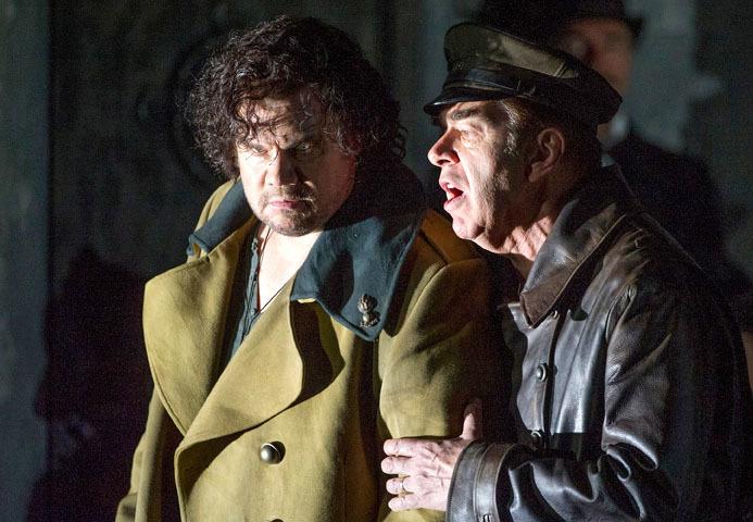 A Cursed Marriage: ENO's Otello
