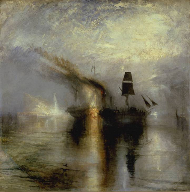 Late Turner: Painting Set Free At Tate Britain