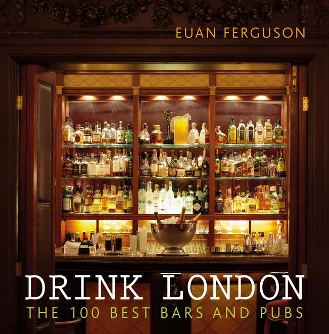 A Quietly Quaffable Quartet Of New London Guide Books