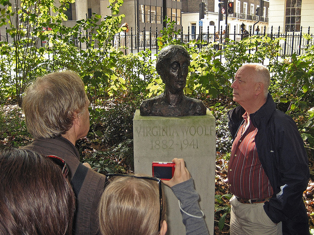 Follow In The Footsteps Of Woolf And Co