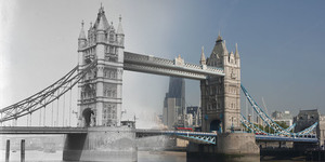 Last Chance To See: Bridge At Museum Of London Docklands