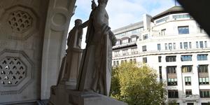 Bush House: A London Landmark Restored