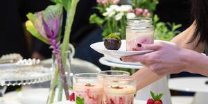 Vegetarian London: Ethos Restaurant Review