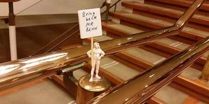 Hunt Out These Mini Protesters At The Southbank Centre