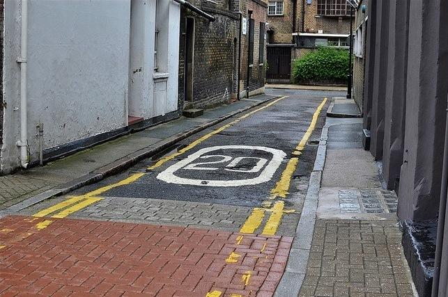 Islington 20mph Speed Limit Fines Start Today