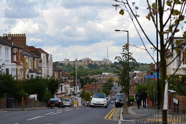 Ten People Chasing Every London Rental Property