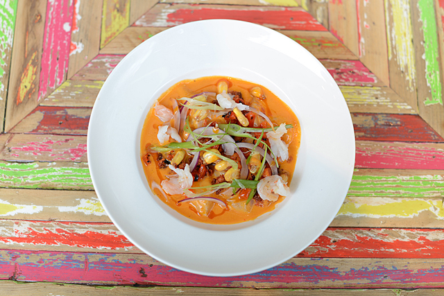 New Restaurant Review: Señor Ceviche