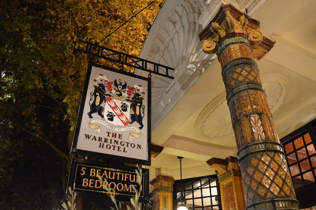 The Warrington London's Best Pubs For Architecture