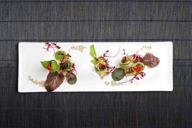 Vegetarian London: RAW At La Suite West: Health Food With Taste